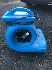 More details for 3 speed portable  dryer air mover snail blower fan building carpet flood