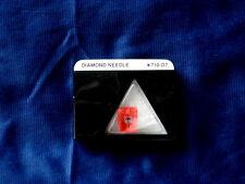 DIAMOND NEEDLE~ 710-D7~ NEW NOT USED~ SONY ~ PANASONIC~PLUS~ ~PFANSTIEHL ~
