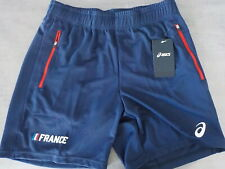 Short Neuf équipe de France d'Athlétisme - Taille M ou XL  -  Shirt