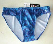 Slip de bain bleu taille XL neuf marque No Age (g)