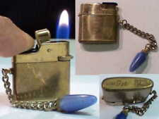 BRIQUET Ancien *> Win Fat type port clé <* Vintage LIGHTER Feuerzeug Accendino