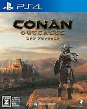 USED PS4 Conan Outcasts Playstation4 Japan import freeshipping