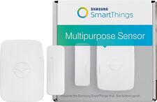 Samsung - SmartThings Multipurpose Sensor - White