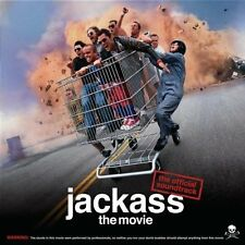Jackass the Movie (2002) Minutemen, Andrew W.K., Sir Mix-a-lot.. [CD]