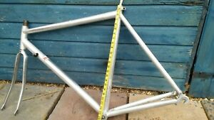 Aluminium road bike frameset