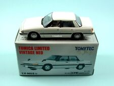 TOMICA LIMITED VINTAGE / LV-N02B Mazda Cosmo (White) - Mint in box.