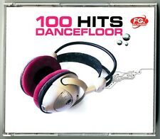 COFFRET 5 CD ★ DANCEFLOOR HITS - COMPILATION 100 TITRES ★ ALBUM 2007