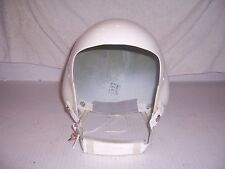 New helmet shell HGU-26 p Dual Visor Jet Flight Flyers large Gentex HGU26
