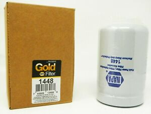 NAPA 1448 Gold Hydraulic Fluid Filter Bobcat Case International Jacobsen