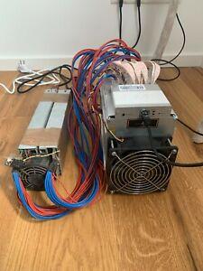 Bitmain Antminer L3+ Scrypt Litecoin Dogecoin ASIC Miner (defekt) mit Netzteil