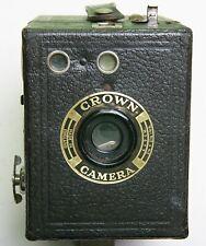CORONET 'CROWN' ENGLISH BOX CAMERA