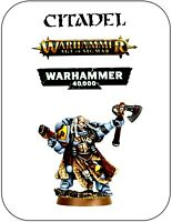 >> Space Wolves Rune Priest Warhammer 40K NIB!