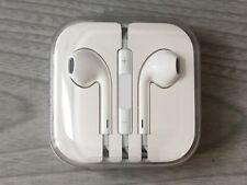 Nuevo Blanco EN OREJA Auriculares Apple MD827 Auriculares Oído teléfonos cabeza Sport Portátil