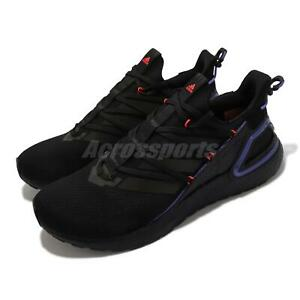 adidas Ultraboost 20 LAB Become a Ninja Black Blue Men Running Shoes GY8109