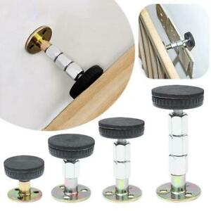 Adjustable Threaded Bed Frame Anti-Shake Tool Bed Headboard Stopper x 2