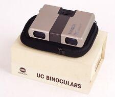 Minolta UC Ultra Compact Binoculars 6x18 Mint Box