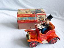 Yoshiya gay 90 Oldtimer car chapa auto Tin Toy 50er años 13cm japón en Box