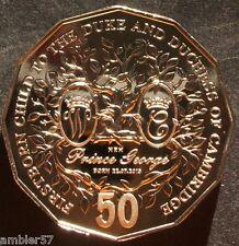 "*2013  Australian ""First Born"" 50 cent UNC*"