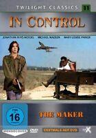 TIM HUNTER - IN CONTROL-THE MAKER  DVD NEU