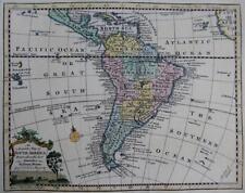 Emanuel Bowen Antique Atlas Maps