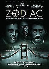 Zodiac [DVD] [2007], DVDs