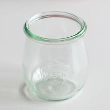 Weck Tulpenglas 220 ml (10er Pack) - Glas Behälter Gläser Einmachglas - NEU