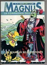 La compagnia della forca n 10 del 1992 - magnus schegge