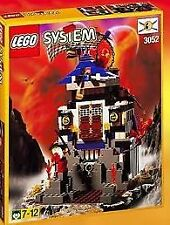 NEW Lego Ninja Castle 3052 Ninja Fire Fortress New Sealed