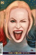 Harley Quinn #63 B Frank Cho variant VF+/NM+