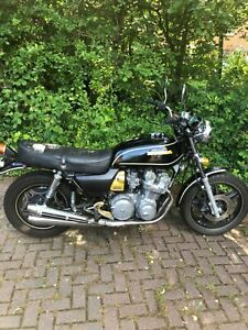 Motorrad Honda 750