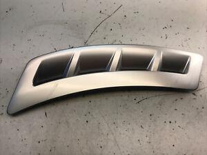 2009-13 Infiniti FX35 FX37 FX50 Fender Air Vent Grille LEFT ALUMINUM FINISH #4