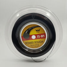 North America Popular Brand Alu Power Rough Polyester 200m Racket Tennis String