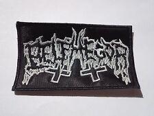 BELPHEGOR DEATH/BLACK METAL EMBROIDERED PATCH