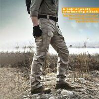 XZ Ripstop ligero impermeable pantalones militares pantalones tácticos hombres