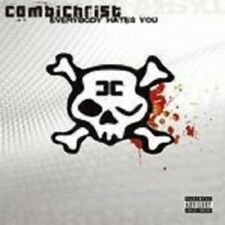 "Combichrist ""Everybody Conseil You"" CD NEUF"