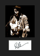 RAY La MONTAGNE #2 Signed Photo Print A5 Mounted Photo Print - FREE DELIVERY