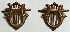 Czecholovakia - Collar Badges - Band -  unused  -  B5504