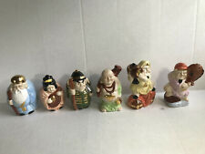 Set of 6 Chinese Figurines
