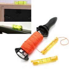 Rope Mini String Bubble Durable Pocket Line Hanging Spirit Level Measure Tools