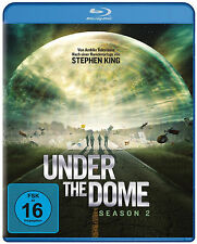 Under the Dome Saison 2 Neuf  Blu ray #