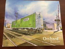 NEW 2017 Orchard Supply Hardware OSH Railroad Train Calendar James Mann