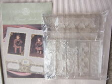 ☆Anna Griffin☆ Elegant 21 Border Clear Stamps with ink pad
