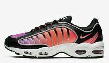 Nike Air Max Womens Black Purple Red White Tailwind IV Sneaker Sz 8 AQ2567-002