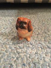 Vintage Royak Doulton K6 Sitting Pekingese Dog Miniature Figurine