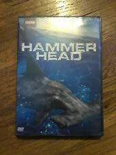 Hammerhead DVD BBC shark documentary hammer head nature ocean predator 2004 NEW!