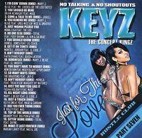 DJ KEYZ  CLASSIC 90'S R&B MIX CD VOL 7
