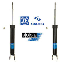 1997-2003 Audi A8 A8 Quattro S8 2 Rear Shock Absorber Set Pair OE Sachs 556295
