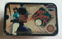 KEN GRIFFEY JR. Metallic Impressions 10 Embossed All Metal Set MLB MARINERS