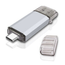 OTG Flash Drive 32/64/128GB Dual Type-C USB3.0 Memory Stick for Android Phone PC