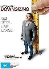 Downsizing (DVD, 2017)
